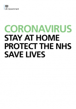 Government coronavirus advice